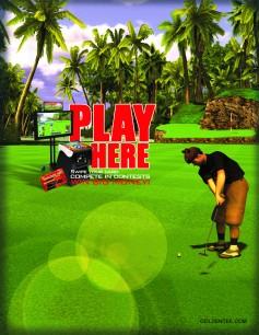 Location poster design